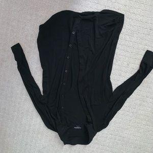 merona button up shirt